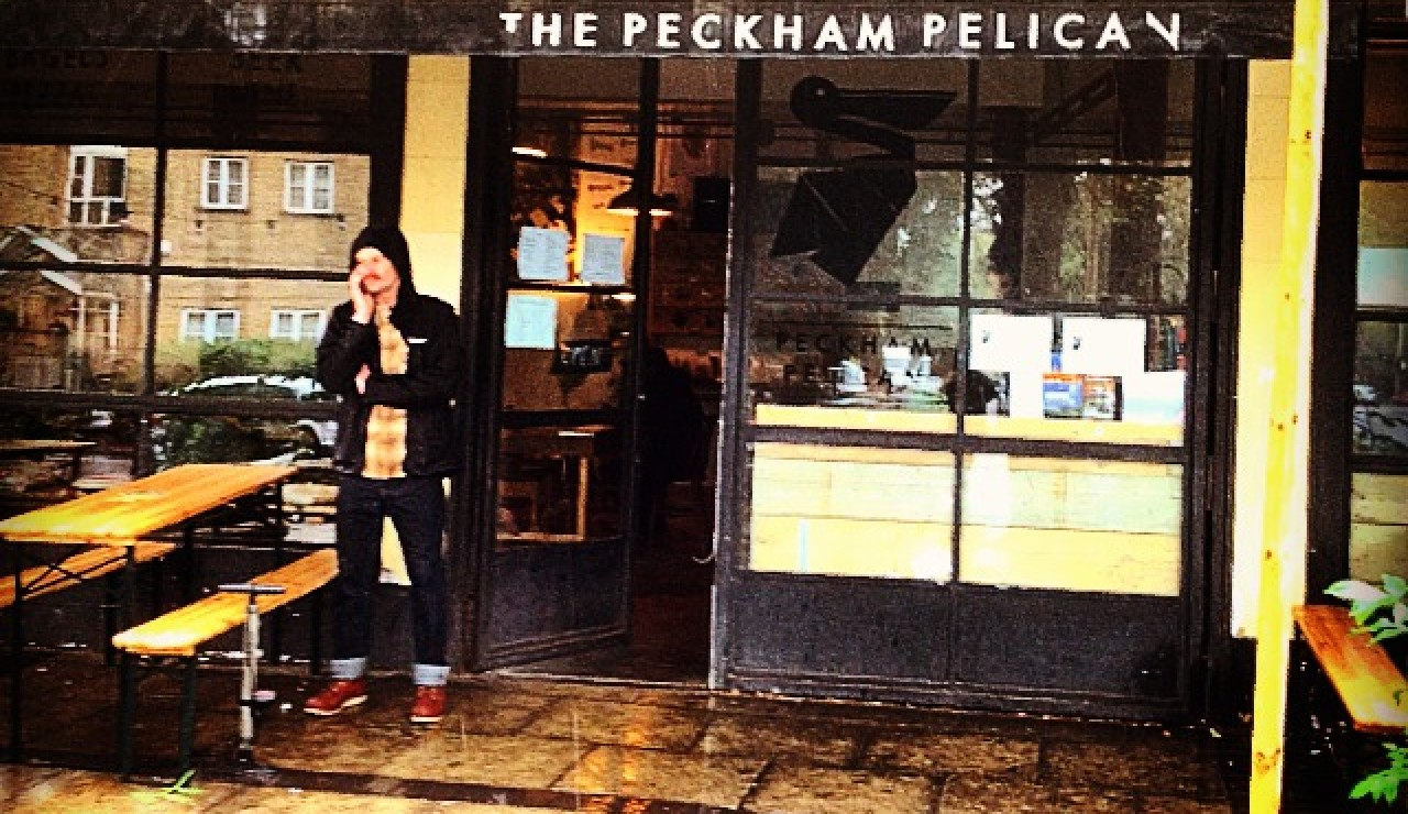 South London Hip Cafe #1: The Peckham Pelican